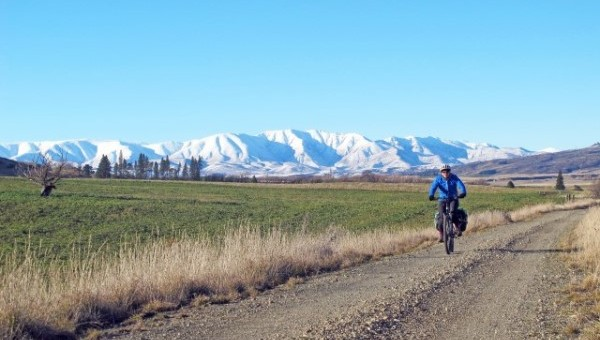 Lee SlaterNga Haerenga New Zealand Cycle Trail